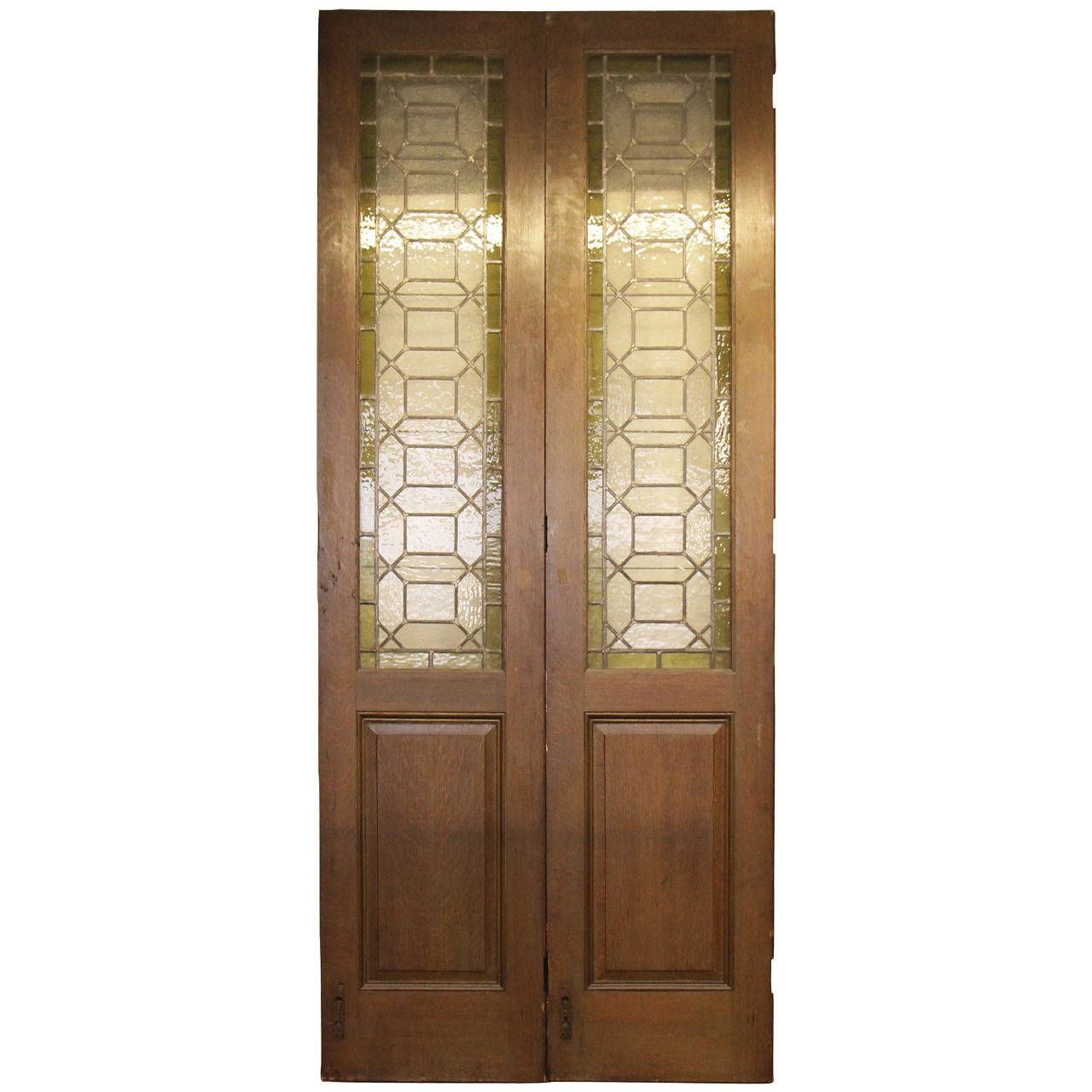 Stained Glass Pocket Door Google Search