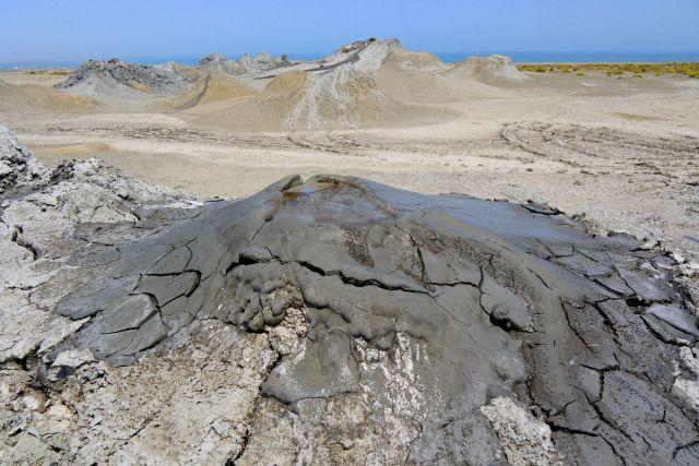 Volcanes de lodo