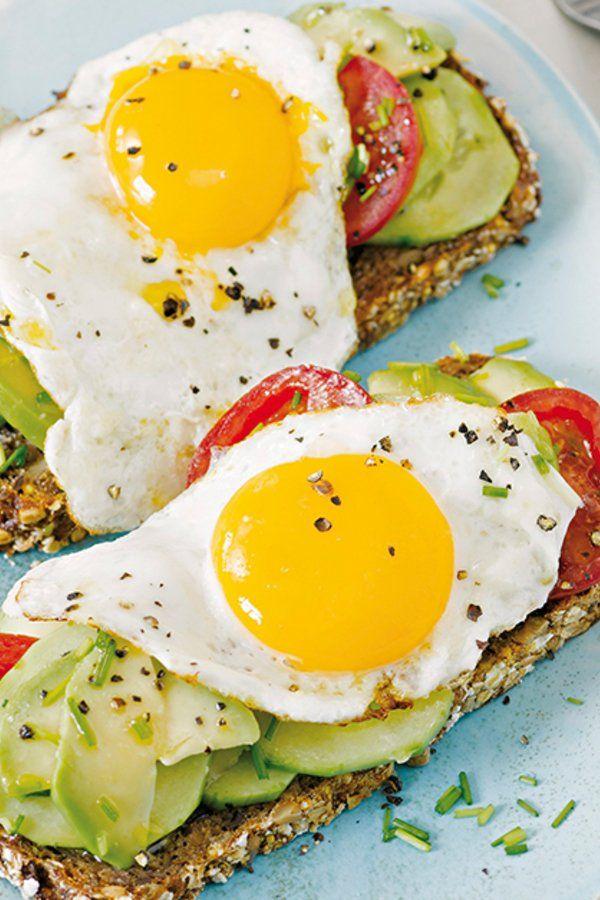 Metabolic Balance – Powerschnitte mit Spiegelei #frühstückundbrunch