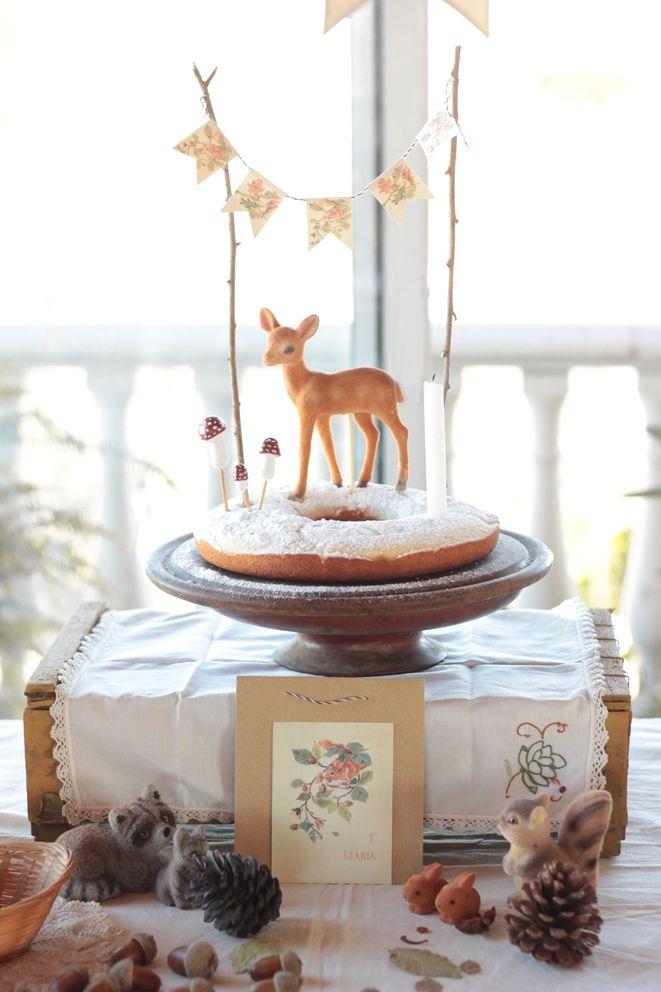 la maison boop!: Celebremos en La Maison Boop! autumn birthday (Edith Holden inspiration)