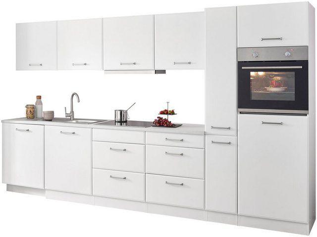 Küchenzeile mit EGeräten »Xanten«, Breite 330 cm