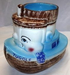 Tuggle Cookie Jar