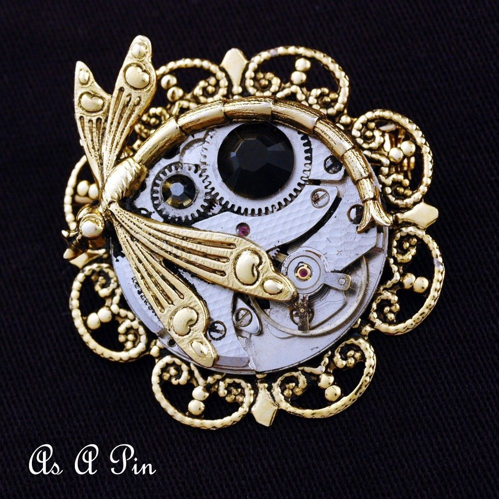 Eye of horus surrealistic steampunk ancient egyptian symbol of eye of horus surrealistic steampunk ancient egyptian symbol of protection unisex convertible necklace pin buycottarizona Image collections