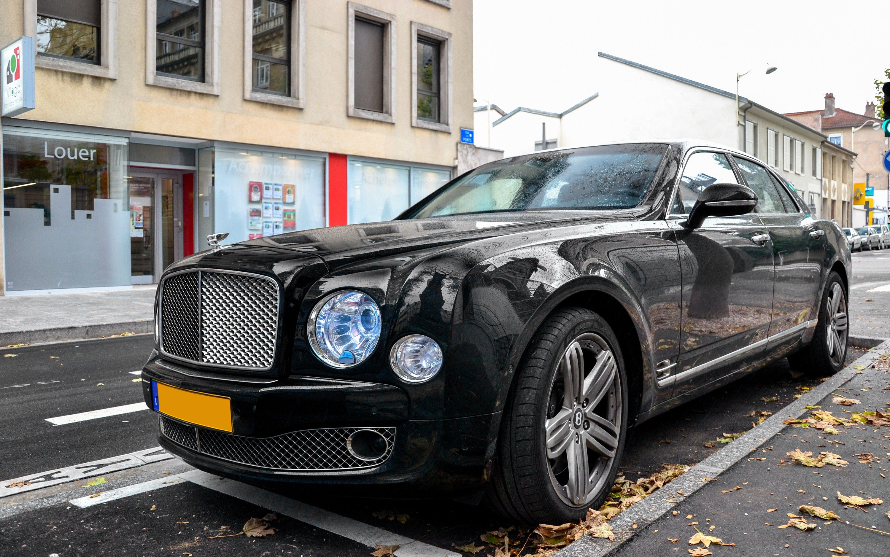 Bentley Mulsanne Luxurious And Exotic Cars Pinterest