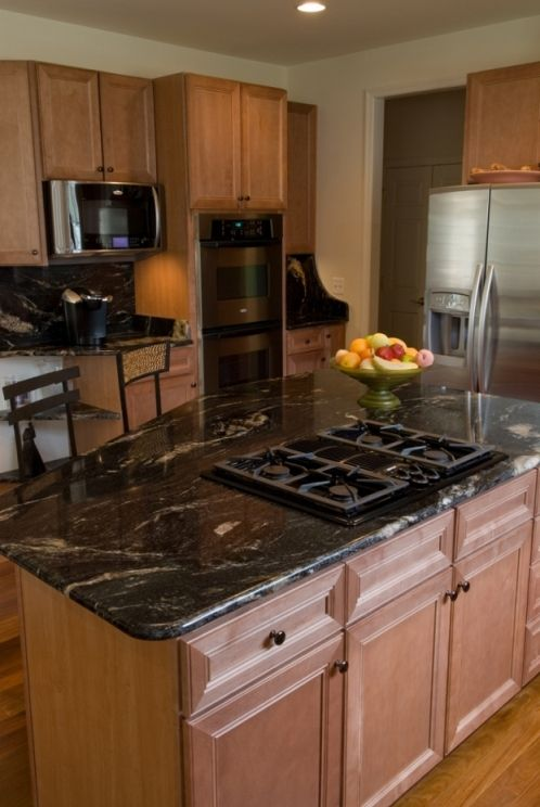 Awesome Cosmic Black Granite by Granite Grannies granitegrannies granite Awesome - Lovely black granite Picture