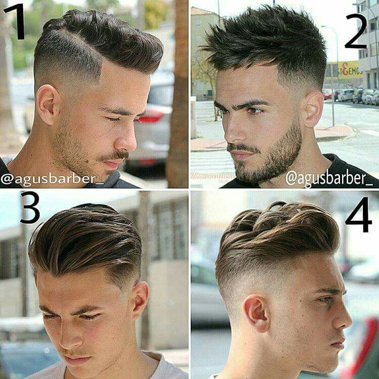 Lovely Urban Hairstyles for Men