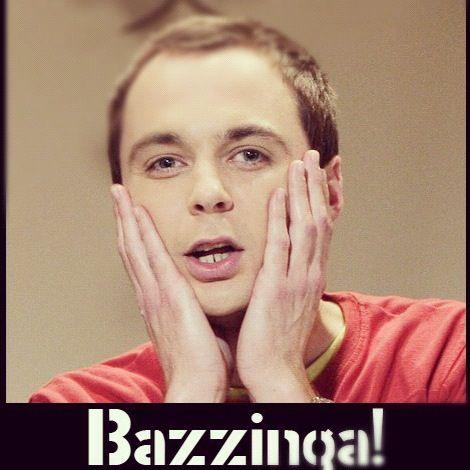 Bazzinga!!!
