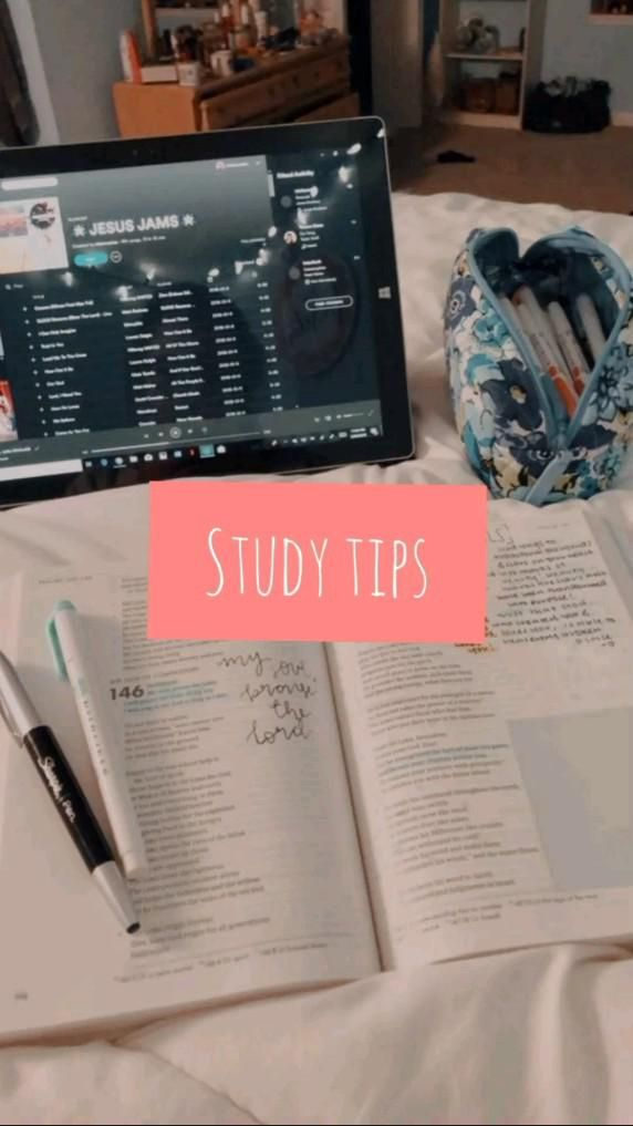 tips for students :)