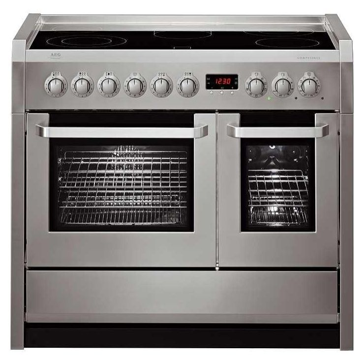 Attractive Double Oven Side By Side 9 Electric Ranges With Double Ovens 22185 Kitchen Kitchen Decorati Double Oven Range Electric Double Oven Double Oven