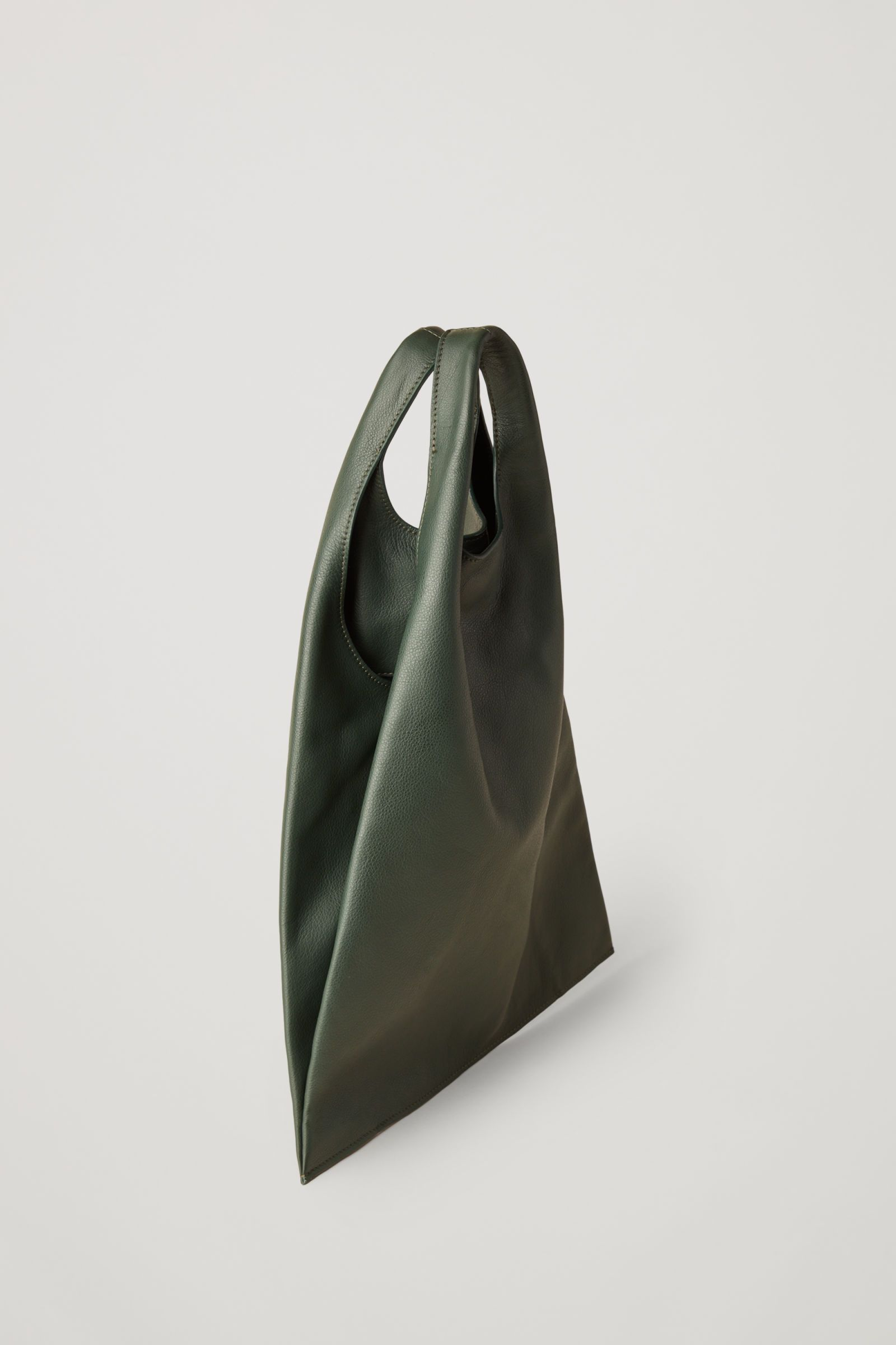 Leather Deconstructed Shopper Bag Leder Ledertasche Taschen