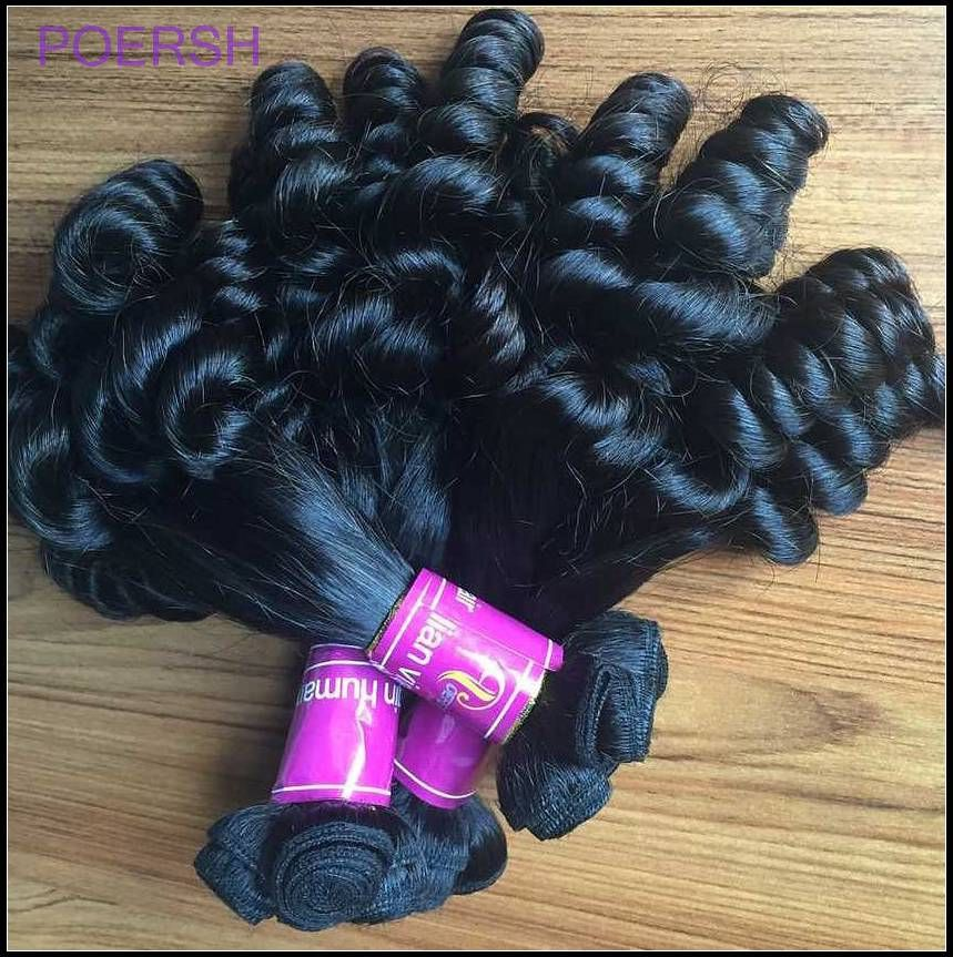 Poersh Virgin Hair 8a Grade High Quality Nice Hair Extensions For