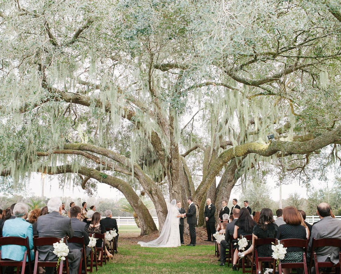 Rocking H Ranch Barn Wedding Venue In Lakeland Fl