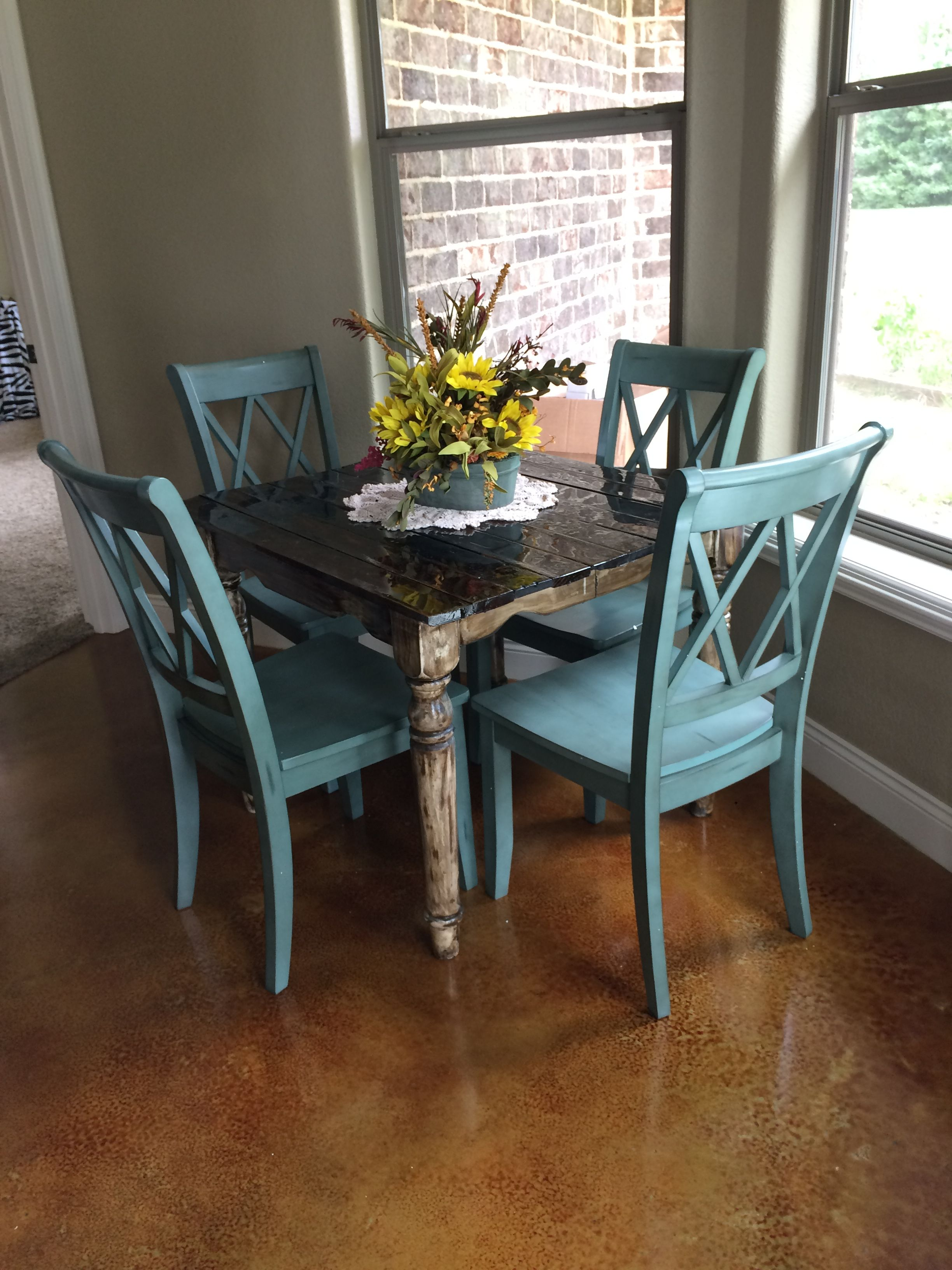 Kitchen Table Makeover Rustic Kitchen Tables Rustic Kitchen Rustic Kitchen Decor