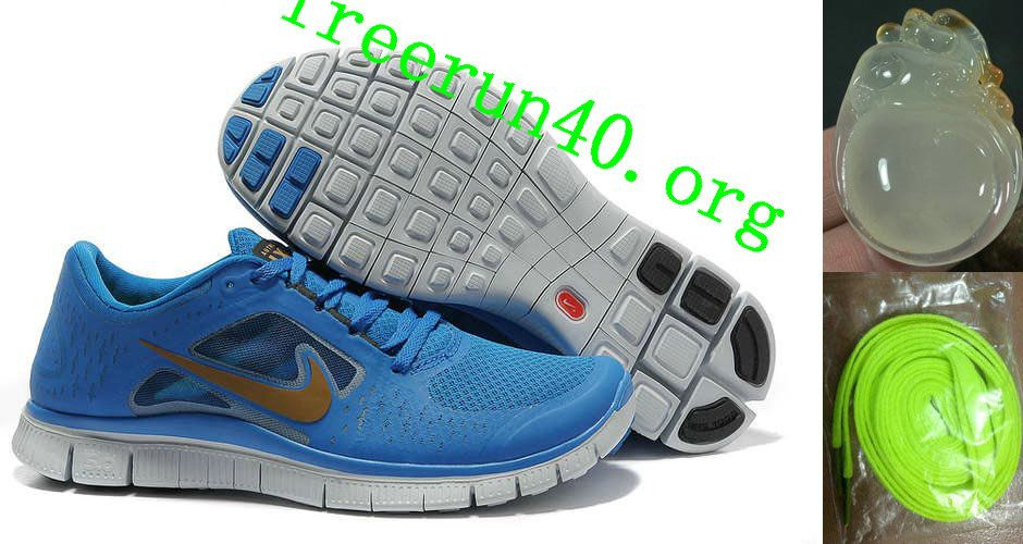 the best attitude 64db9 59541 Cheap Nike Free US Size for Sale Nike Free Run 3 Soar Sail Reflective  Silver Gold Men s Shoes  nike free for sale -