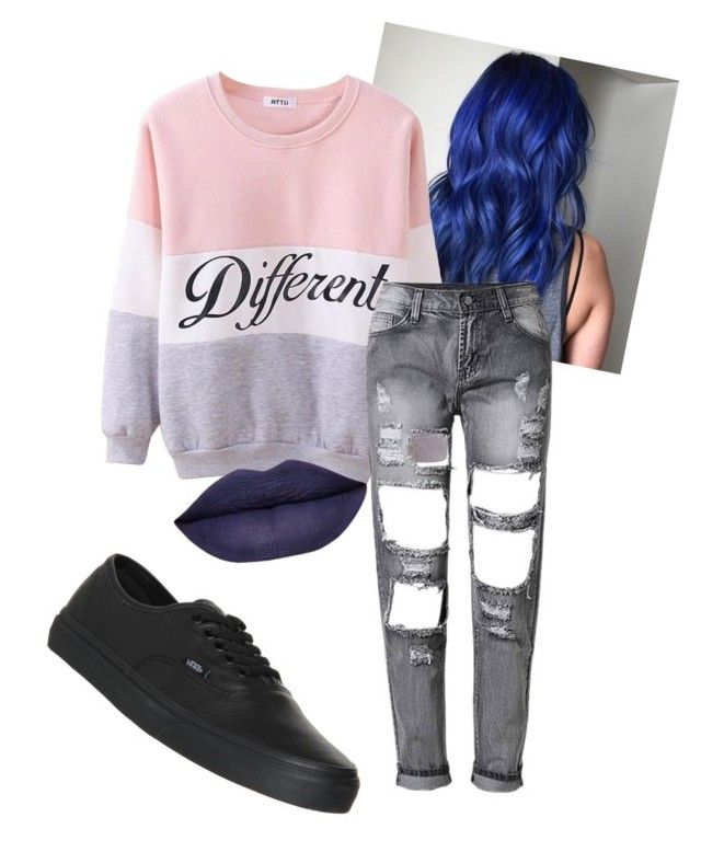 """""""inspiration"""" by hiromi-mieko on Polyvore featuring beleza e Vans"""