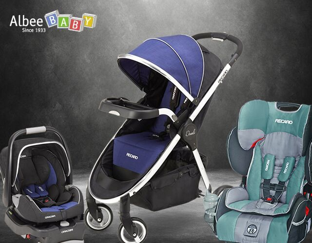 Up To 20 OFF Select Recaro Car Seats Strollers Travel Systems With Code RECARO20 During Our Black Friday Sale From AlbeeBaby