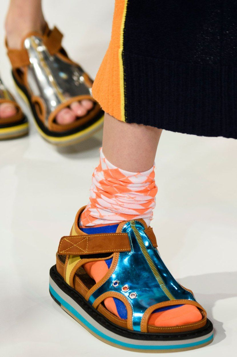Consider Yourself Warned: 'Ugly' Shoes Are Trending Hard for ...