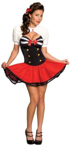 pin up costume
