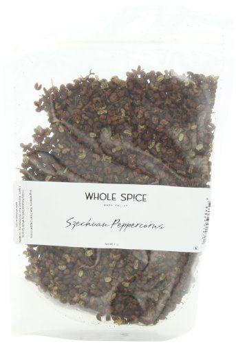 Whole Spice Peppercorns Szechuan, 4 Ounce - http://spicegrinder.biz/whole-spice-peppercorns-szechuan-4-ounce/