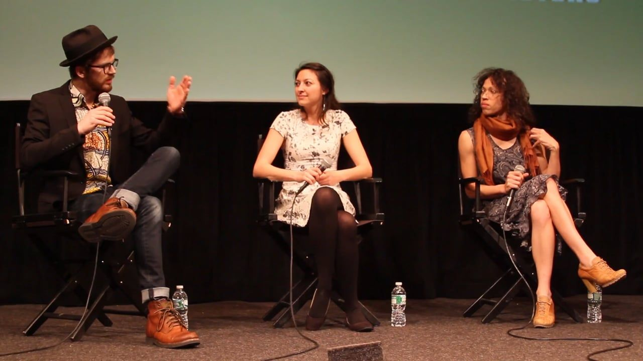 Q&A with NAKOM directors following March 2016 screening at New Directors/New Films at NYC's Museum of Modern Art.