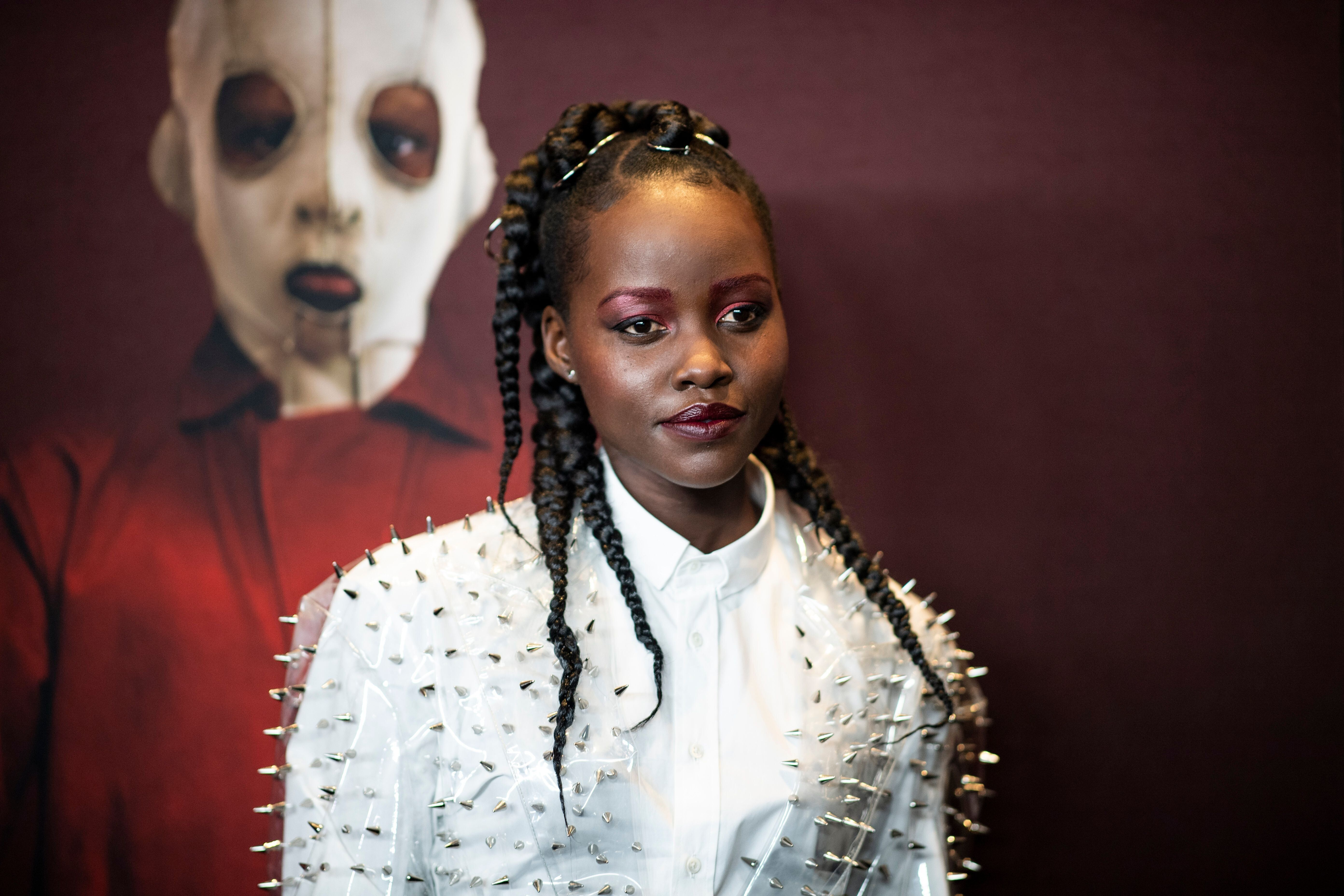 Lupita Nyong O Is Tethered To This Genius Us Themed Tap Dance