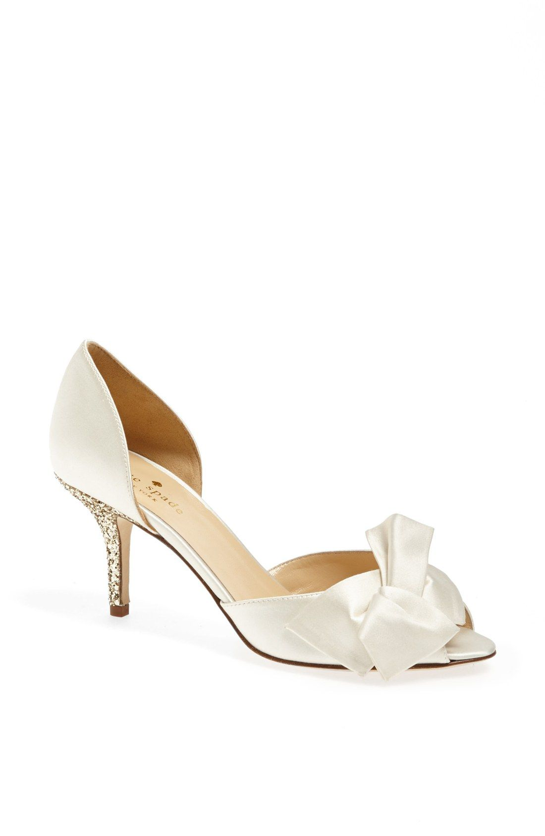 Kate Spade New York Sala Pump Women Available At Nordstrom Kate Spade New York  E2 99 A4 Wedding Shoes Kate Spade Bridal Shoes