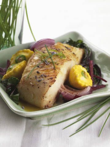 how to cook fish in butter sauce