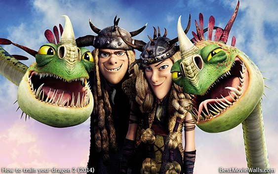 How to train your dragon 2 ~ Ruffnut, Tuffnut and ...