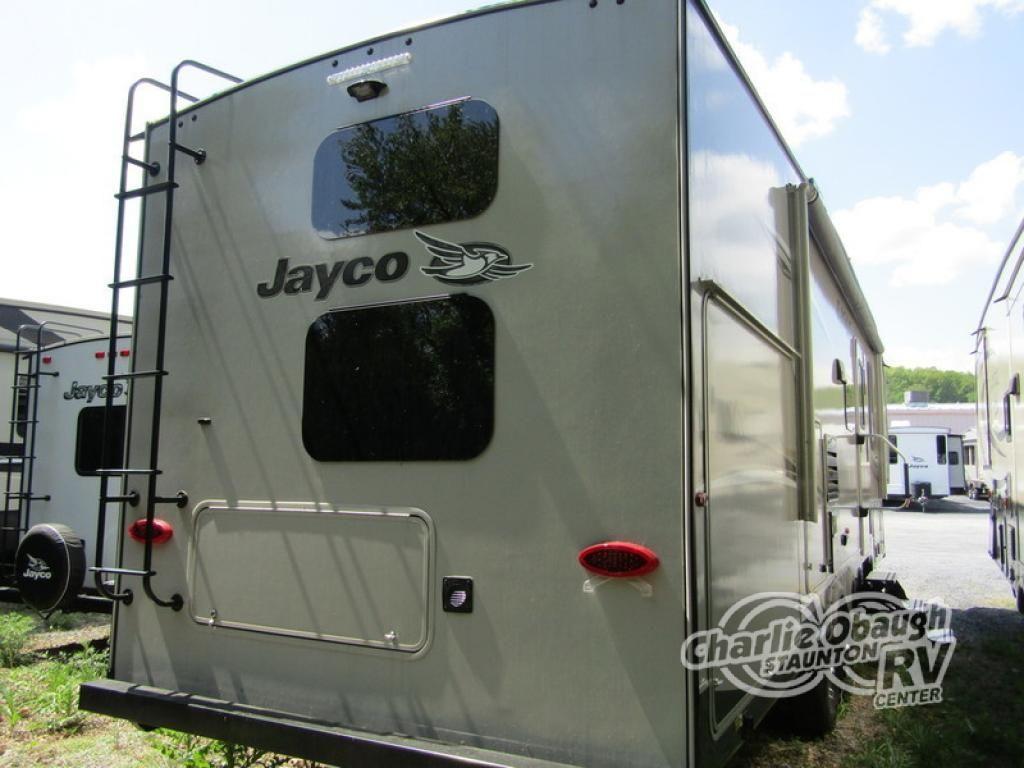 New 2018 Jayco Eagle Ht 29 5bhds Fifth Wheel At Charlie Obaugh Rv