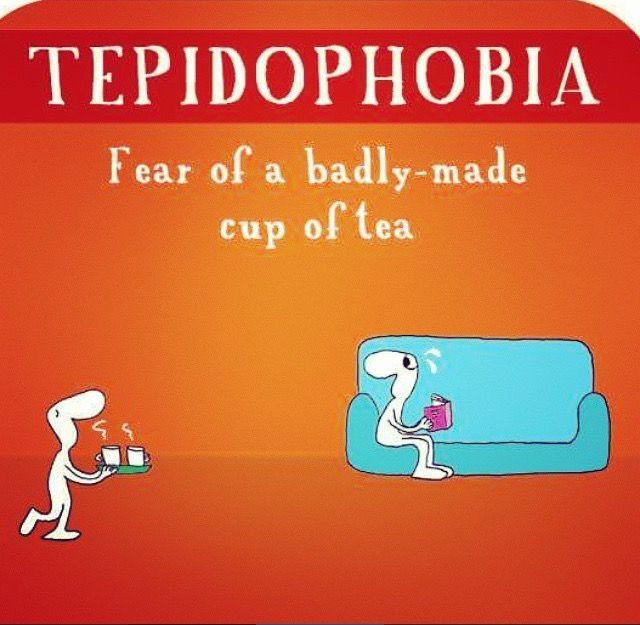 Tepidophobia -