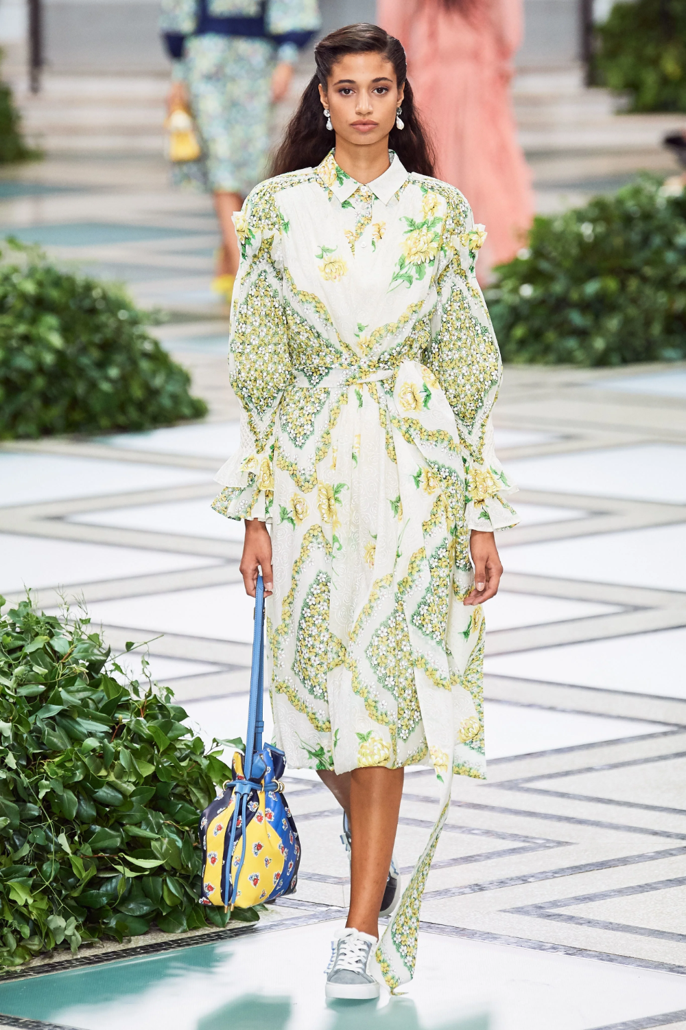 Tory Burch Spring 2020 Ready-to-Wear Fashion Show