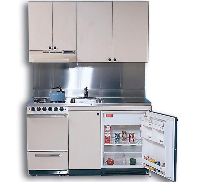 Compact Kitchen Units That Go Even Smaller Than Small Compact Kitchen Compact Kitchen Unit Kitchen Units