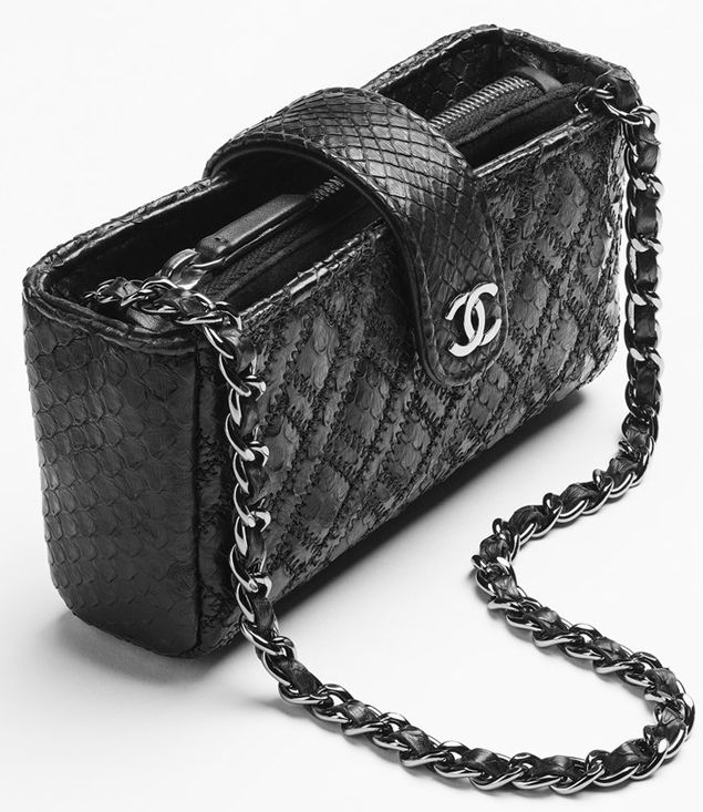39403f4057f3 Chanel Small Patchwork Clutch