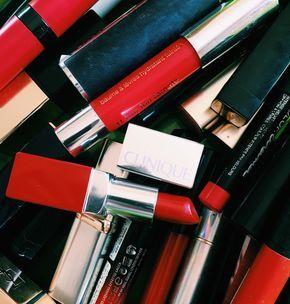 Cómo elegir el mejor labial rojo. No todos los rojos van bien con todas las pieles. Les cuento como encontrar el perfecto para cada una. / Get Glam Or Die Trying