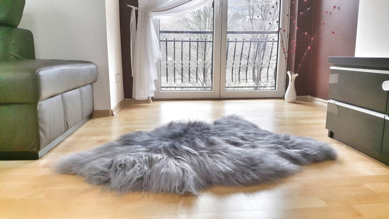 Sheepskin Chair Covers Genuine Icelandic Sheepskin Rug Sheepskin Throw Chair Cover