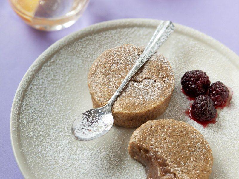 muffin creme de marron marmiton