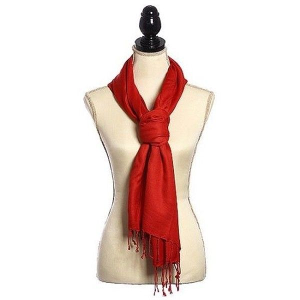 "BBwraps Super Soft Pashmina Shawl Large 70"" x 24"" (360 MXN) ❤ liked on Polyvore featuring accessories and scarves"