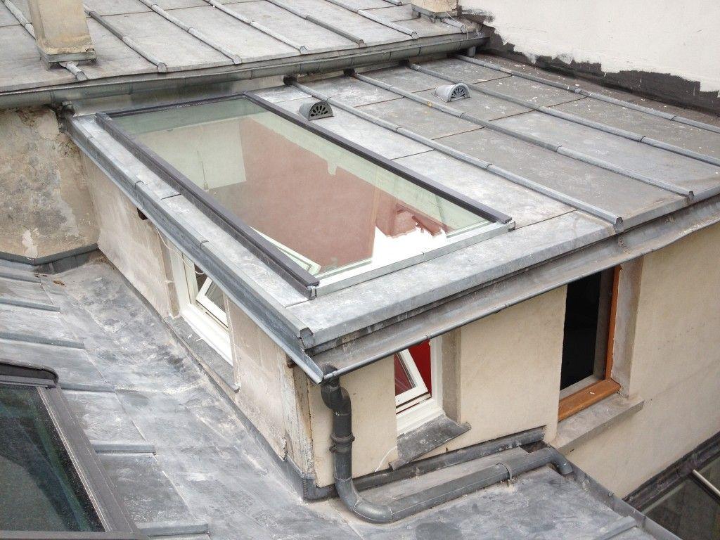 verri re de toit fixe nos r alisations atelier bailleul toit plat pinterest. Black Bedroom Furniture Sets. Home Design Ideas