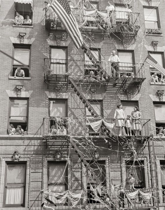 New York City Photo, Little Italy Parade, Housewarming