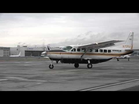Cessna 208 Caravan Kenmore Air Boeing Field 9-14