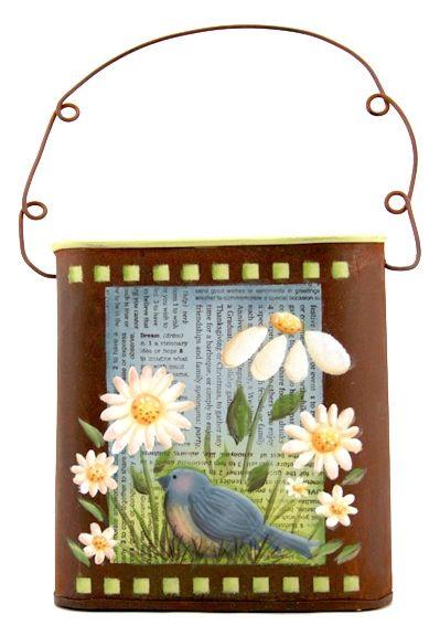 Spring Garden Plaque With Laurie Speltz Tarjetas Cumple