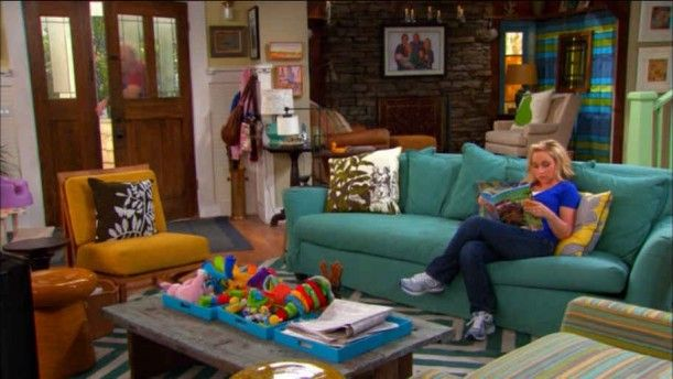 The Duncans Denver Home On Good Luck Charlie Hooked On Houses