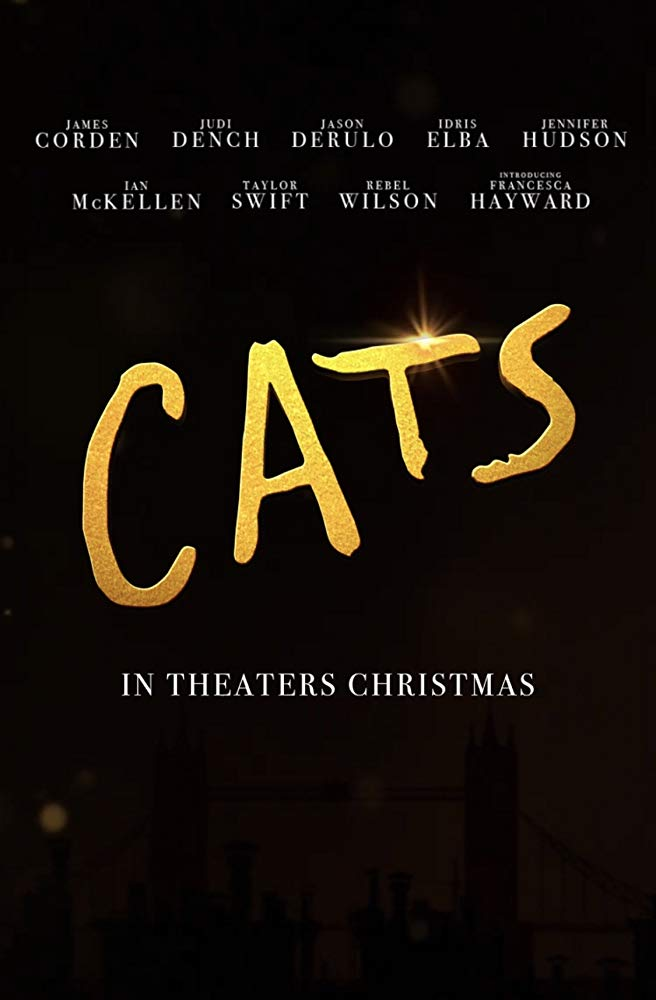 Cats (2019) Cat movie, Streaming movies free, Movie trailers