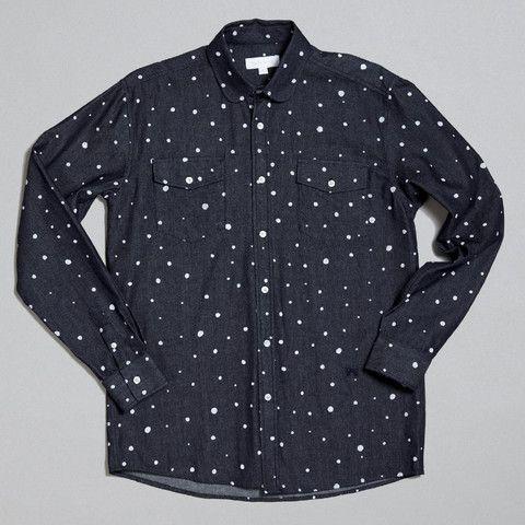 Soulland shirt, aw13