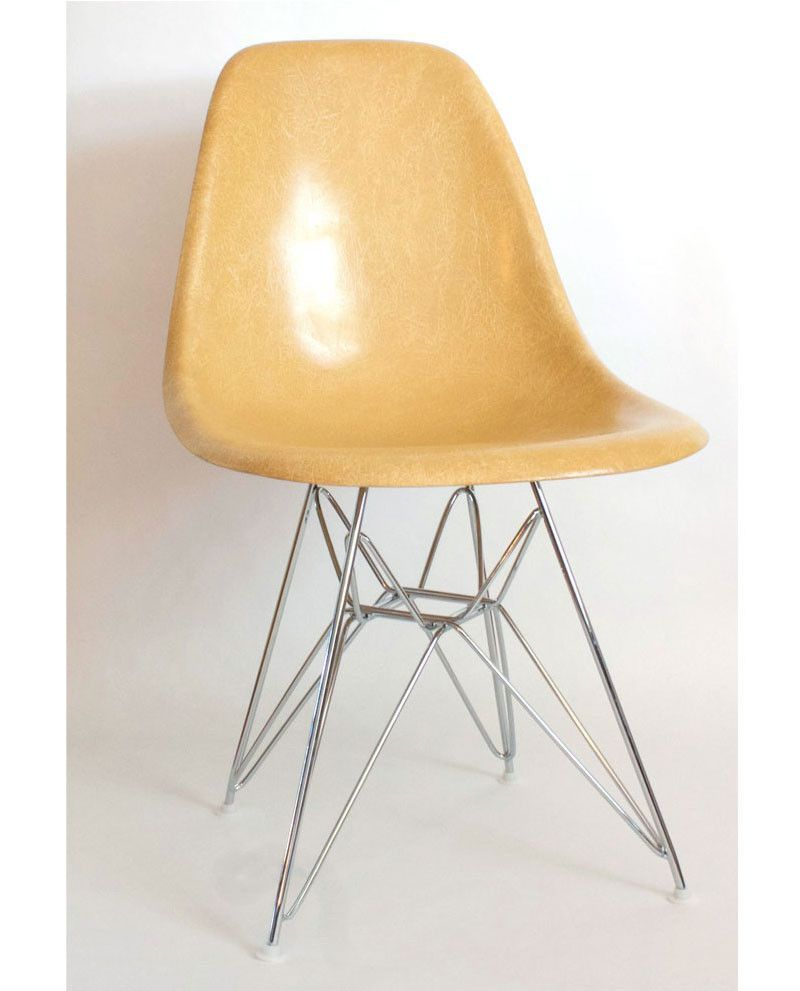 Vintage Eames Shell Chair By Herman Miller Eameschair