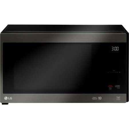 Home Black Microwave Countertops Countertop Microwave Oven