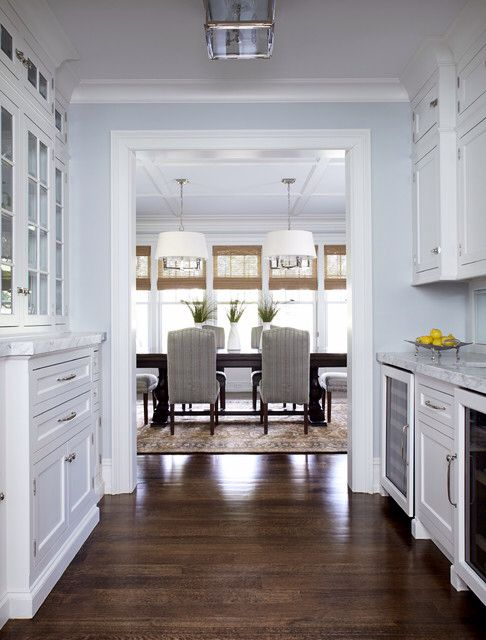 Butlers Pantry Dining Room Remodel Butler Pantry Transitional