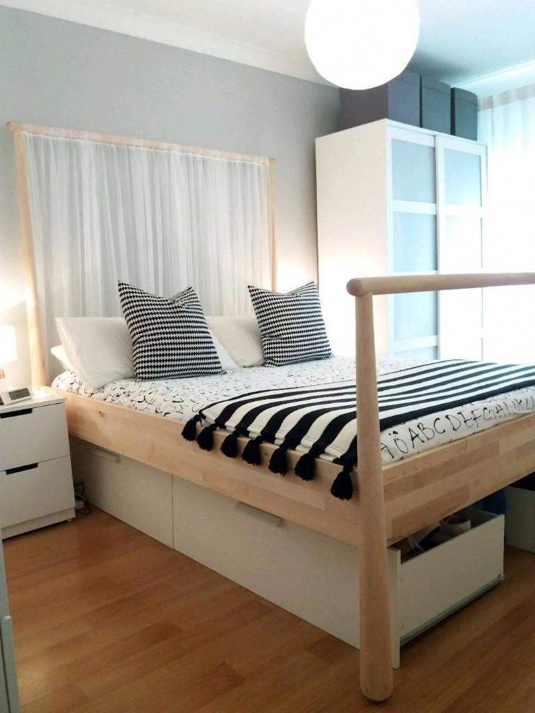 Image result for ikea gjora bed styling