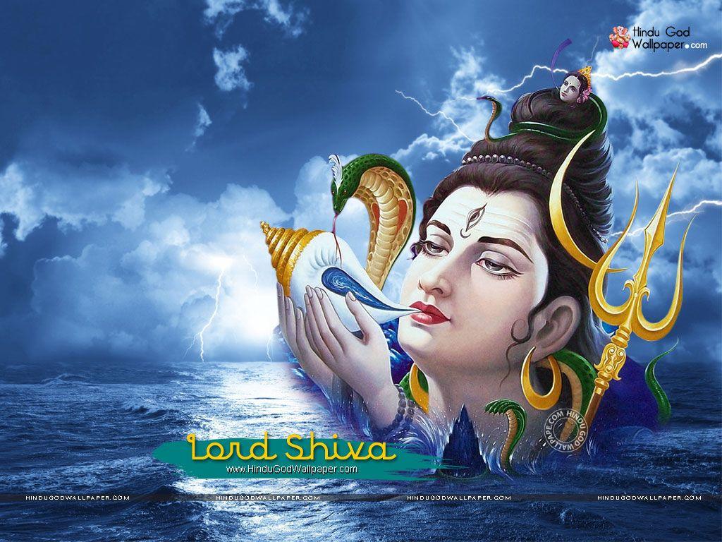 Mahadev Samudra Manthan Wallpaper Free Download Hindu Faith