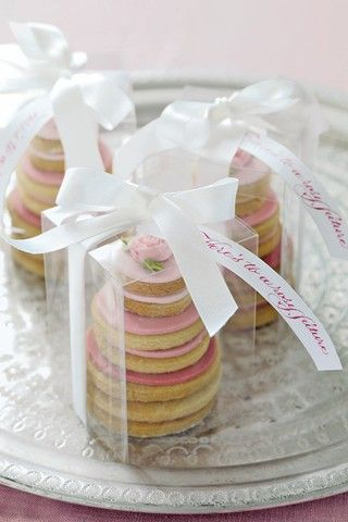 Cute Cookies Wedding Favours Pinterest